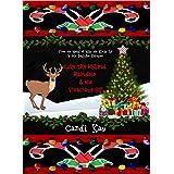 Luke the Hybrid Reindeer & His Vivacious Elf (Willy the Kinky Elf & His Bad-Ass Reindeer Book 6)