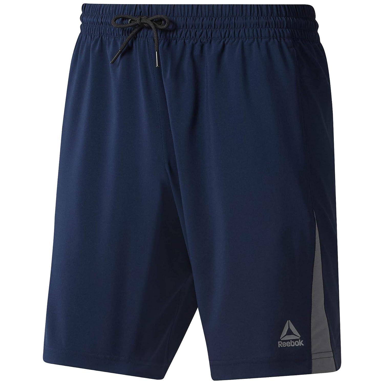 Reebok Wor Woven Short Pantalón Corto, Hombre, Maruni, S