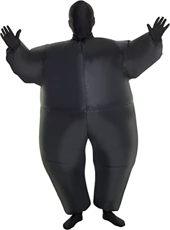 Morph Inflatable Childrens MegaMorph Fat Suit Costumes - One Size