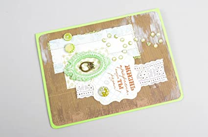 Image Unavailable Not Available For Color Unusual Handmade Wedding Envelope Scrapbook Ideas Greeting Card Designs