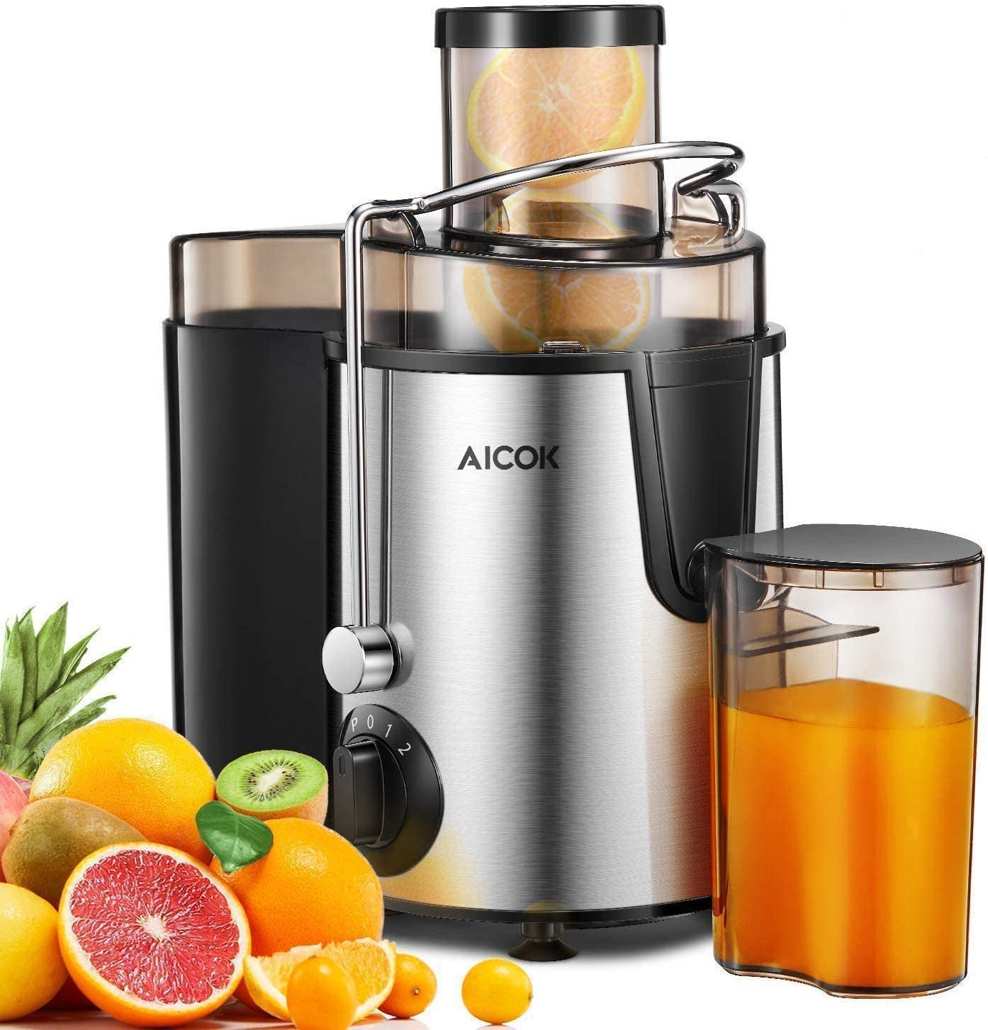 Juicer Aicok Juicers Whole Fruit and