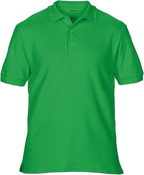 GD042 Gildan Unisex Premium Cotton 100% Cotton Short Sleeve Double ...