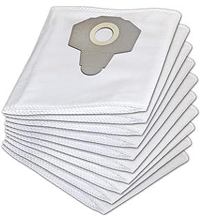 4 bolsas de Microfibra Plus alta resistencia para aspiradores: Ayerbe, De Longui, Grafite, Lavor, LavorWash, Mac Allister: Amazon.es: Hogar