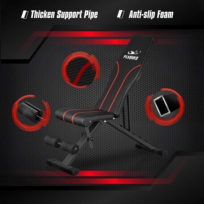 flybird adjustable bench best seller