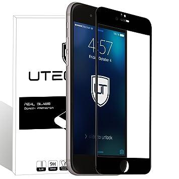 3accad22c48 iPhone 7 Plus / 8 Plus Protector de pantalla 3D de vidrio templado premium  **