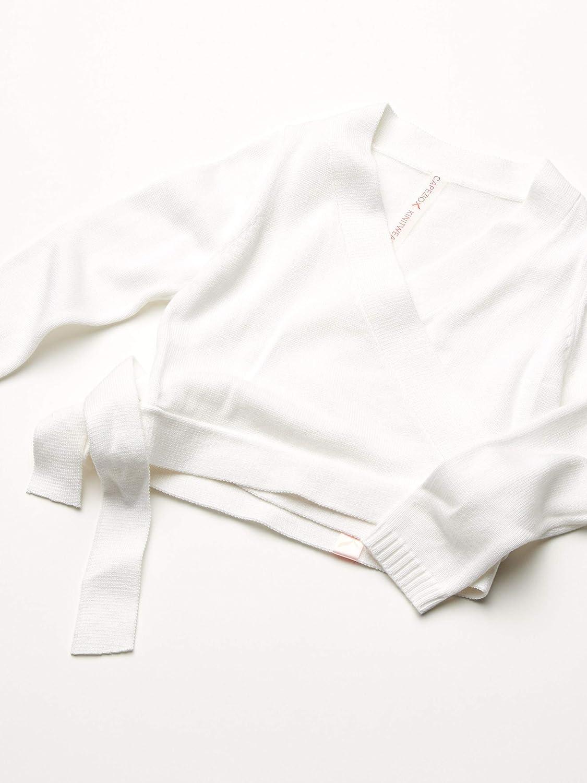 Capezio Girls Wrap Sweater Shirt