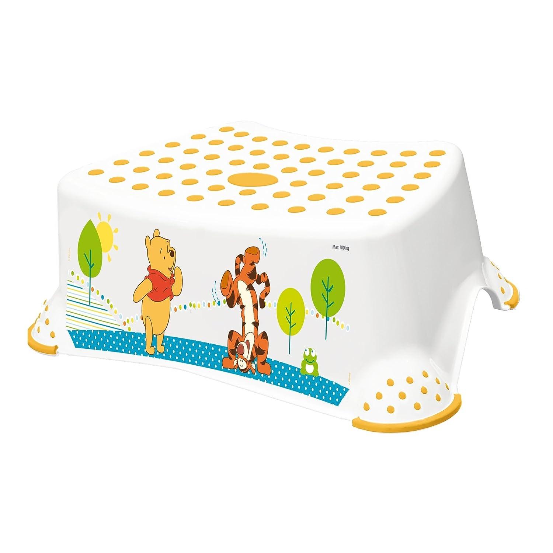 Keeeper 2-teiliges Set FUNNY FARM Schemel einstufig /& Toilettensitz grasgr/ün
