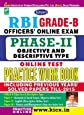 RBI Grade – B Officer Online Exam Phase – II Objective Type Solved Papers & Practice Work Book – English - 1717