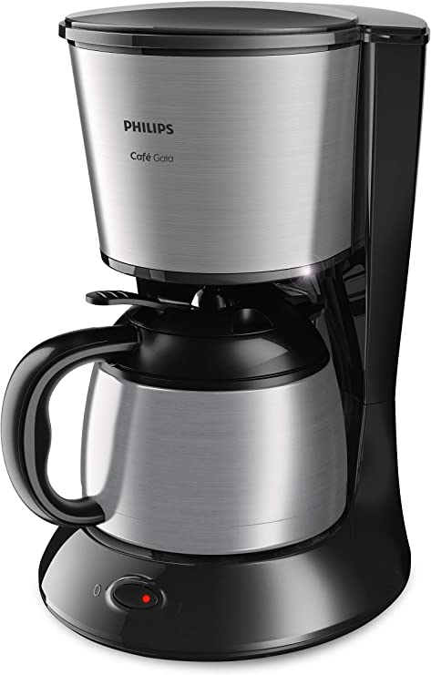 Philips HD7542/20 - Cafetera (1 L, Negro): Amazon.es: Hogar