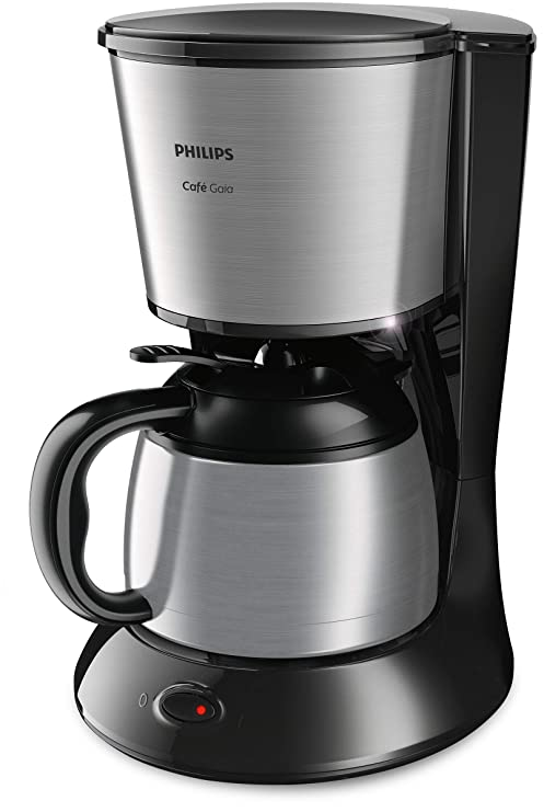 Philips HD7542/20 - Cafetera (1 L, Negro): Amazon.es: Hogar