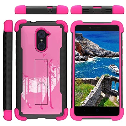 Amazon.com: turtlearmor® | ZTE Imperial Max Case | Max ...