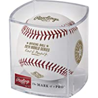 $29 » Rawlings 2019 Official MLB World Series Dueling Game Baseball in Cube - Washington Nationals…
