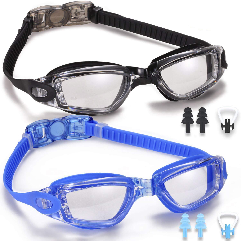 278e7749b3f1 Amazon.com   Noorlee Swim Goggles