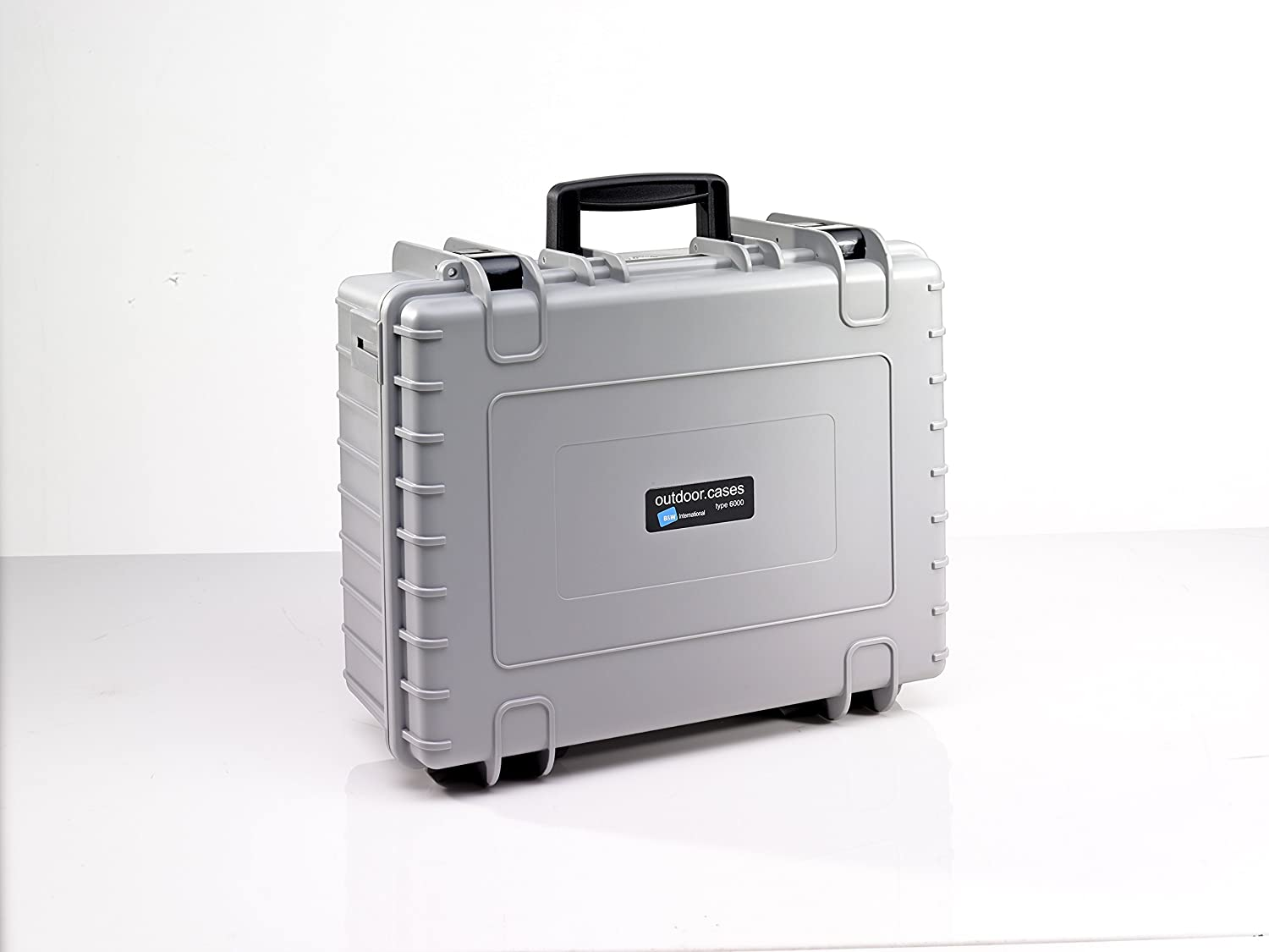 The Original RPD B/&W Outdoor.Cases Type 6000 with Padded Divider System