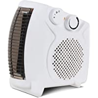 Lifelong 2000-Watt Room Heater (White, Ideal for Small to Medium Room/Area)