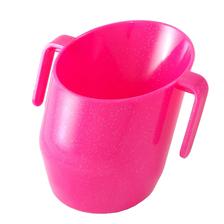 Doidy Cup - Pink Sparkles Bickiepegs CERISESPARKLES