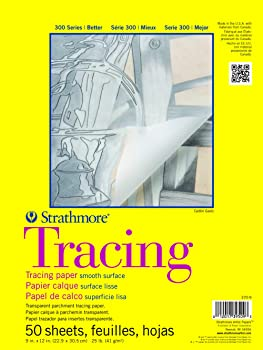 Strathmore 370-9 300 Tracing Paper