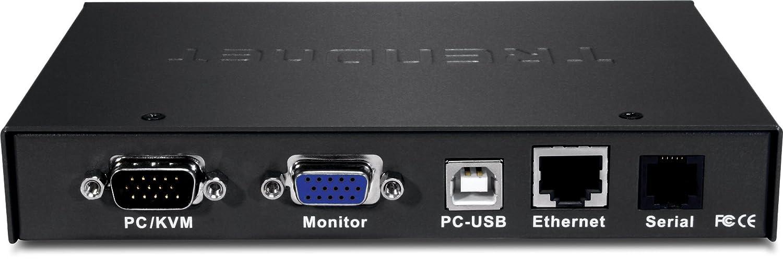 TrendNet TK-217I - Conmutador KVM USB de dos puertos: Trendnet: Amazon.es: Informática
