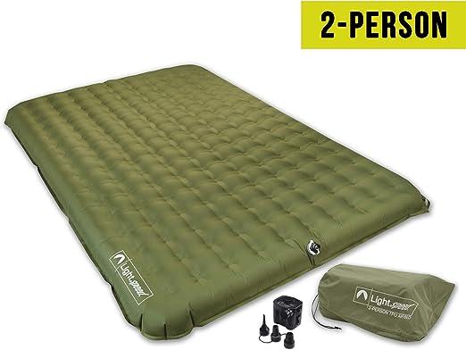 Lightspeed Outdoors 2 Person Air Camping Bed Mattress