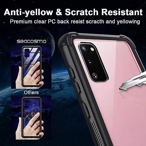 cookaR Coque Samsung Galaxy S20 FE 5G Simple et /él/égant Cloth Fiber Antichoc Ultra Mince /Étui Cas Housse pour Galaxy S20 FE 5G,Gris