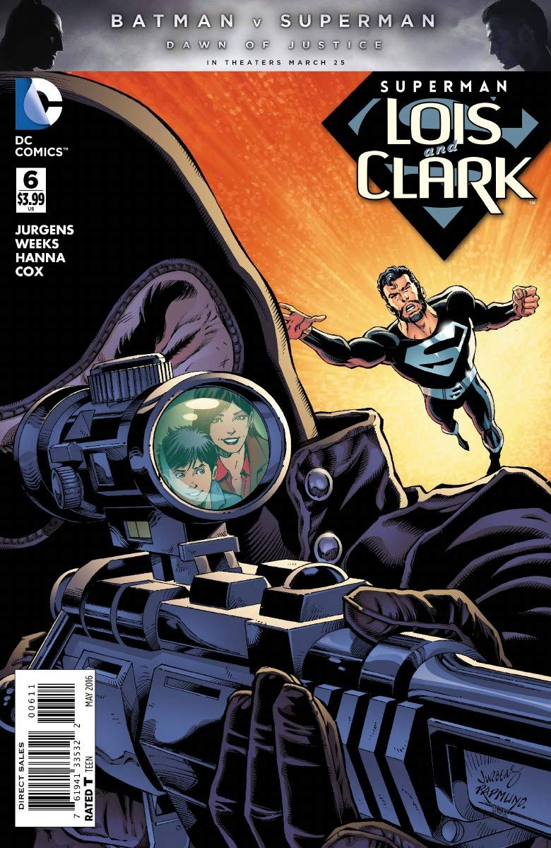 Superman Lois and Clark #6 ebook