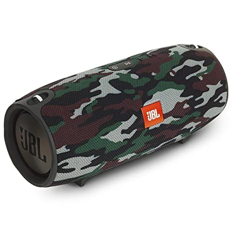 JBL Xtreme Ultra-Powerful Portable Speaker with Built-in Powerbank (Squad) Speakers at amazon