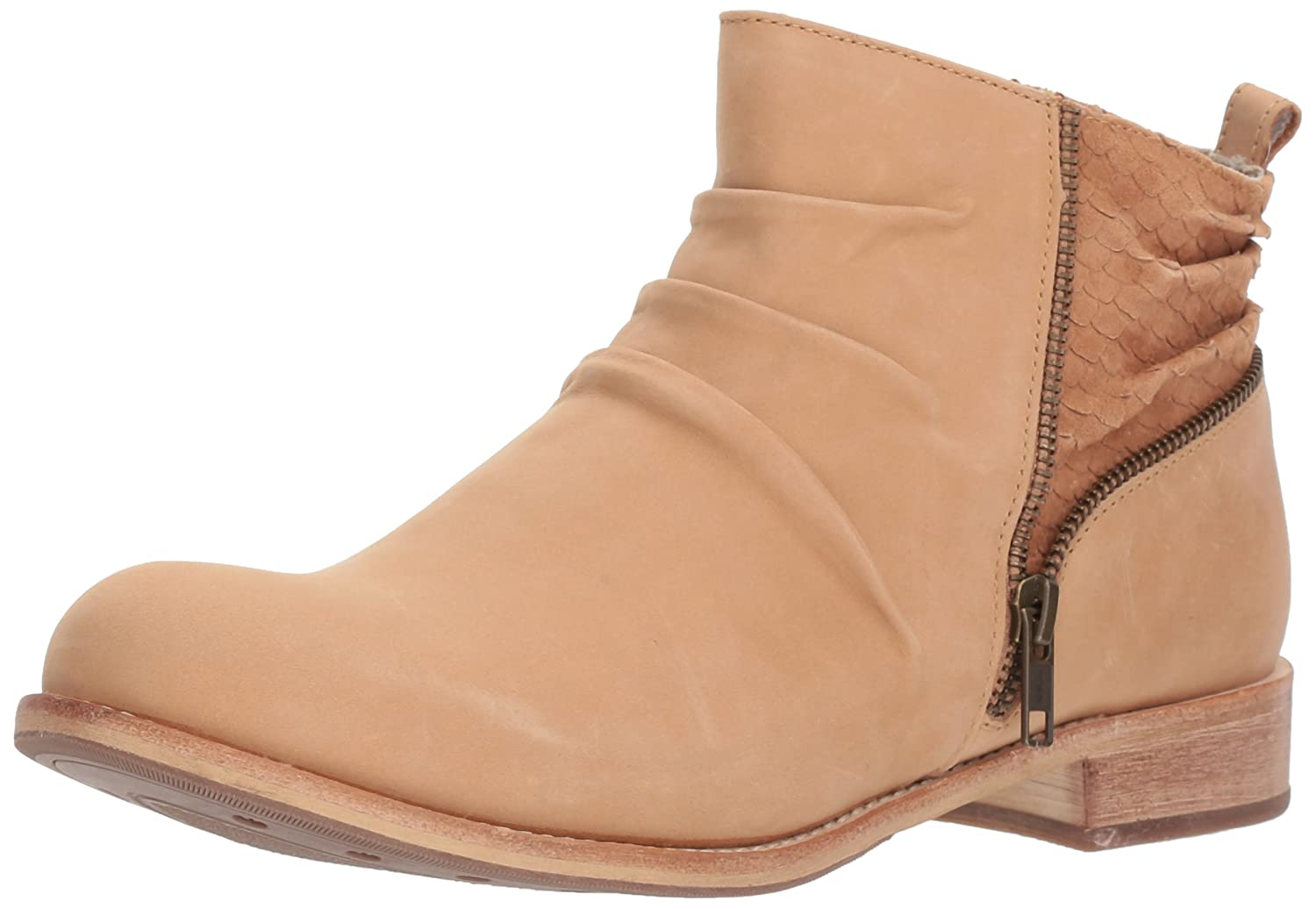 Caterpillar Women's Kiley Fashion Bootie Ankle Boot B072MG2657 6 B(M) US|Tan