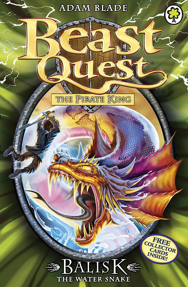 Beast Quest: 43: Balisk the Water Snake pdf epub