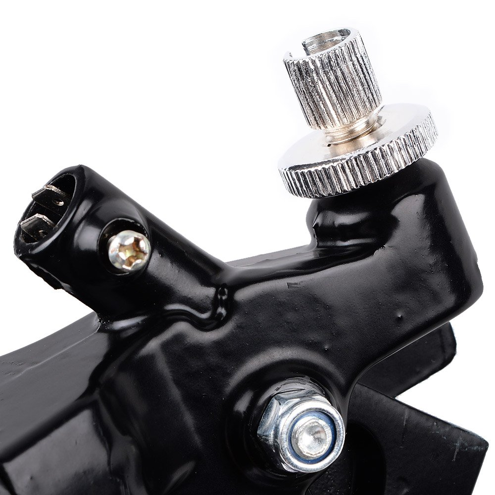 Clutch Lever Hydraulic Brake Master Cylinder Compatible with 1996-2012 Harley Softail Dyna Sportster V-Rod 1 Handlebar Combo Switch Control w//Harness