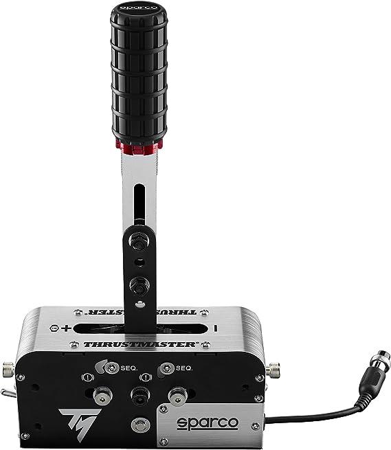 ThrustMaster - TSS Freno de Mano Progresivo y Cambio de Marchas Secuencial Sparco (PC): Amazon.es: Videojuegos