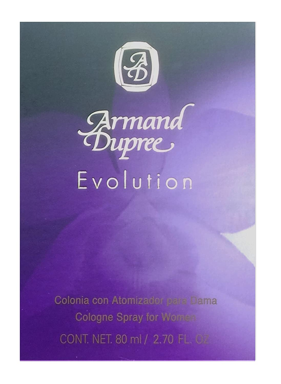 Amazon.com : Armand Dupree - Evolution Colonia con Atomizador para Dama Cologne Spray for Women 80 ml / 2.70 fl oz : Beauty