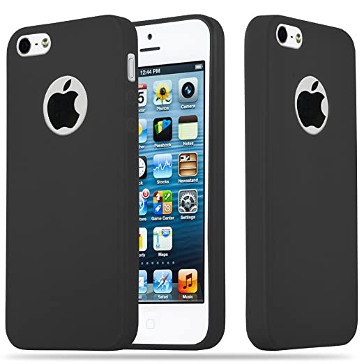 11 opinioni per Cadorabo- Custodia Candy silicone TPU Apple iPhone 5 / 5S super sottile per-