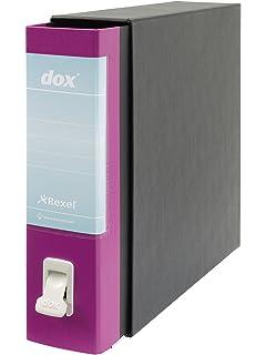 Esselte Dox 1 - Archivador de anillas con palanca (formato ...