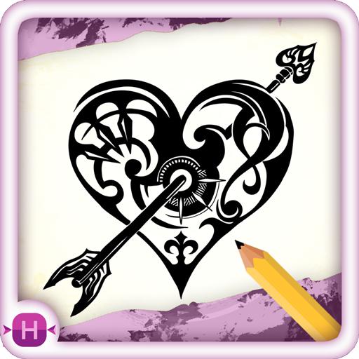 How To Draw - Draw Tattoo