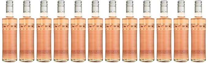 so cheap special for shoe special section Bree Pinot Noir Rosé Qualitätswein, 12er Pack (12 x 250 ml)