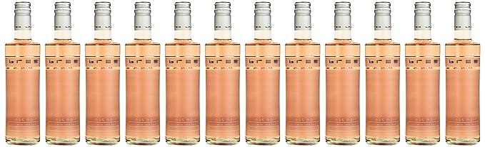 Online-Shop Wert für Geld riesige Auswahl an Bree Pinot Noir Rosé Qualitätswein, 12er Pack (12 x 250 ml)