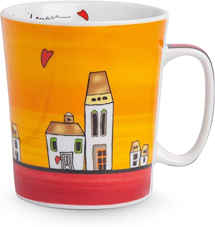 Avorio Small Porcellana Egan Mug
