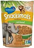Barbara's Bakery Snackimals Cookies, Oatmeal, 7.5