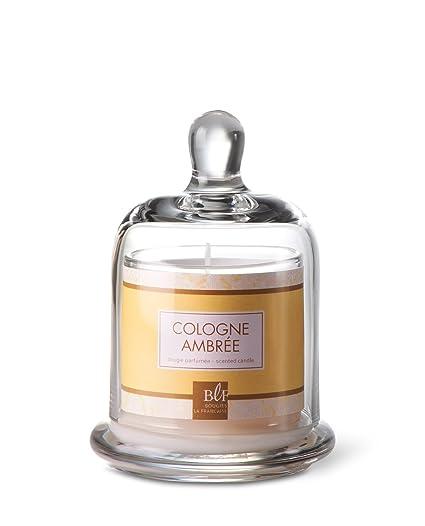 Velas la francesa – Vela perfumada bajo campana 30H Colonia AMBRÉE