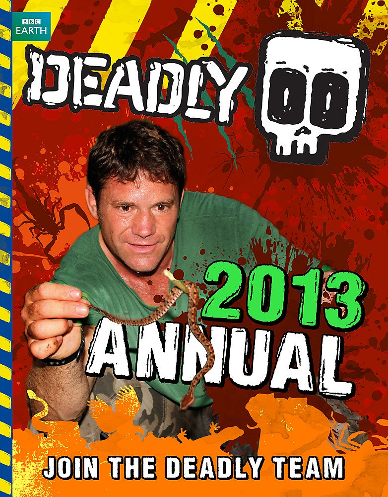 Read Online Deadly Annual 2013 pdf