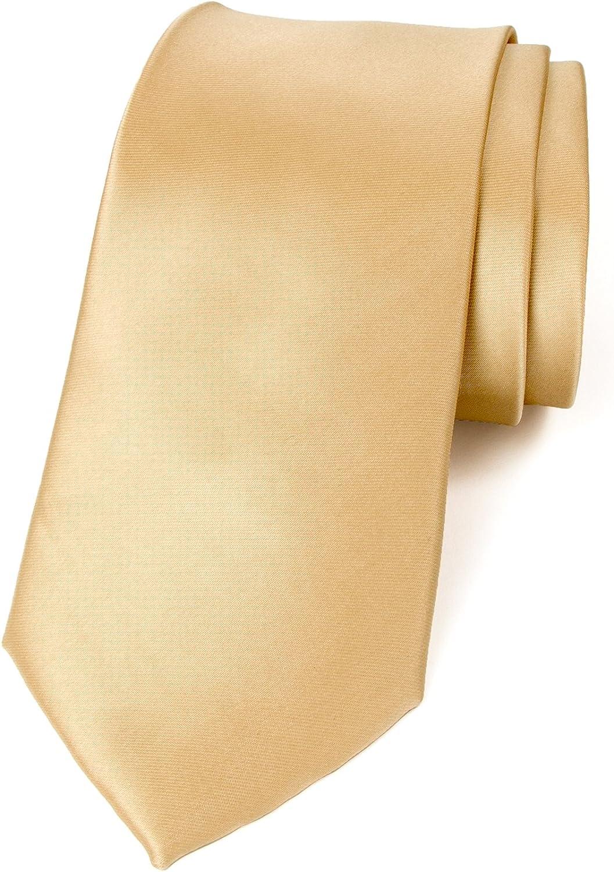 Gladson Mens Wool Silk Blend Necktie Blue Red White Stripe Soft Knit Square Tie