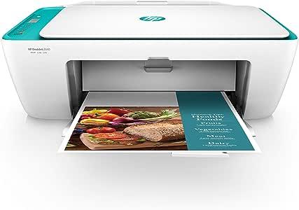 Amazon.com: HP DeskJet 2640 All-in-One Wireless Color ...