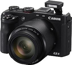 Canon PowerShot G3 X Digital Camera - Wi-Fi Enabled
