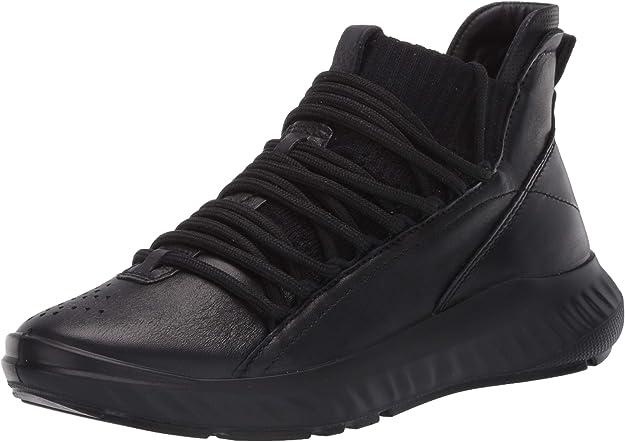 ECCO Women's St.1 Lite Mid Cut Sneaker
