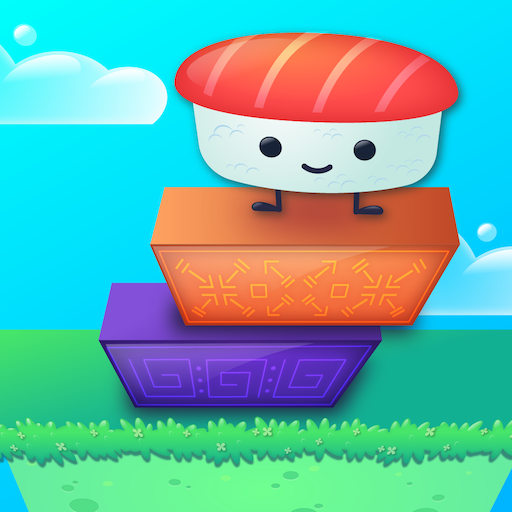 Kawaii Stack Jump - collectible mystery friends popular super simple fun games for free (no wifi) 2k18