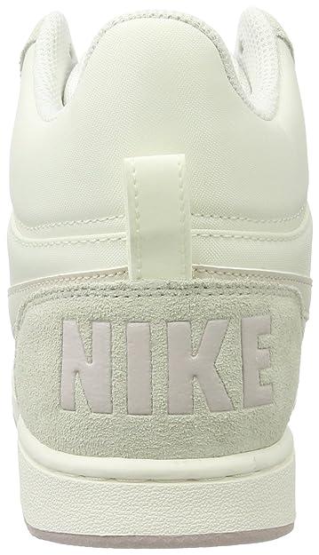 watch de51a 3dc72 Nike W Court Borough Mid Prem, Zapatillas de Gimnasia para Mujer:  Amazon.es: Zapatos y complementos
