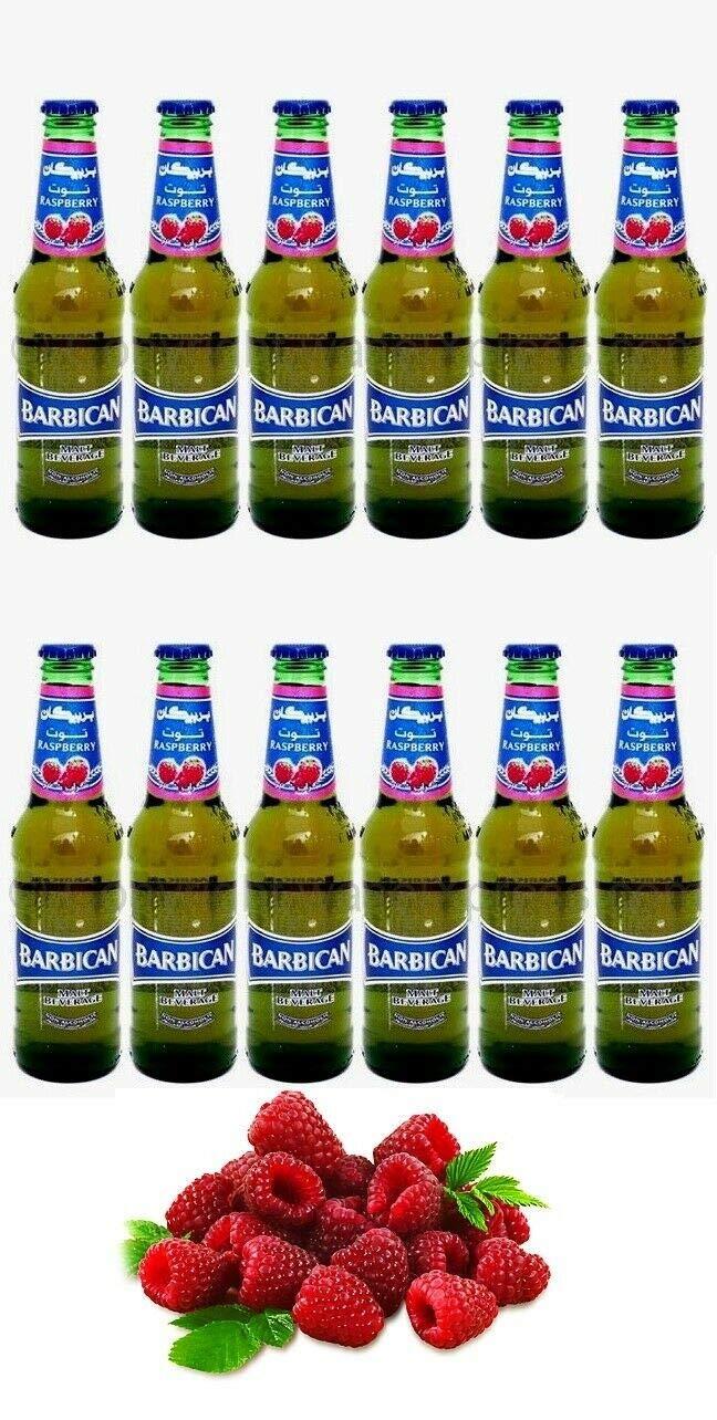 Barbican Raspberry Flavor Malt Beverage Non Alcoholic