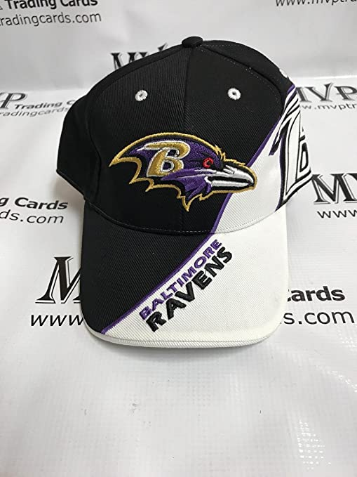 d09040bb75c Image Unavailable. Image not available for. Color  BALTIMORE RAVENS Fitted  Snapback Baseball Cap ...