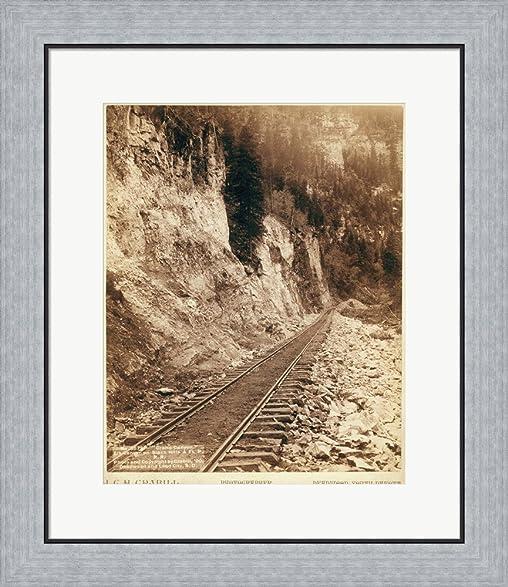 Amazon Grand Canyon Elk Canyon On Black Hills Framed Art Print