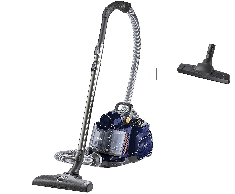 Acquisto AEG LX7Power Aspirapolvere senza sacchetto con spazzola Parketto Pro, colore: blu profondo Prezzo offerta